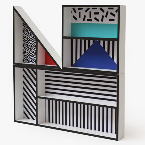 Camille Walala Memphis group influenced products