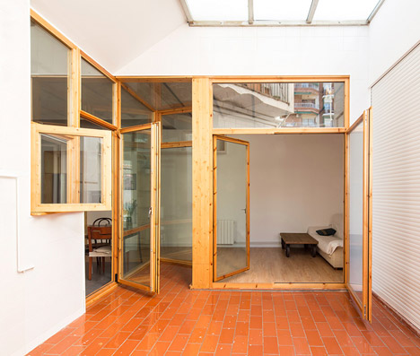 Casa Poblenou by Cavaa Arquitectes