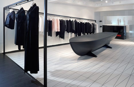 Chalayan Shop by ZCD Architects