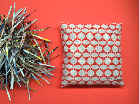Charles Kaisin cushions for Ikea