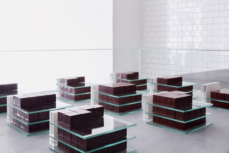 Chocolate factory for Mast Brothers