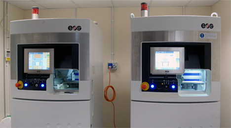 Cooksongold Precious M080 3D printer