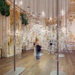 "Mischer'Traxler's interactive Curiosity Cloud installation is ""like being in a dream"""
