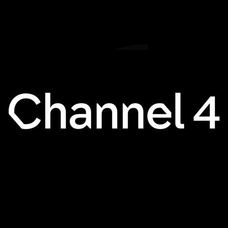 Neville Brody designs bespoke typefaces for Channel 4 rebrand