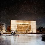 David Chipperfield scales back plans for Nobel Center in Stockholm