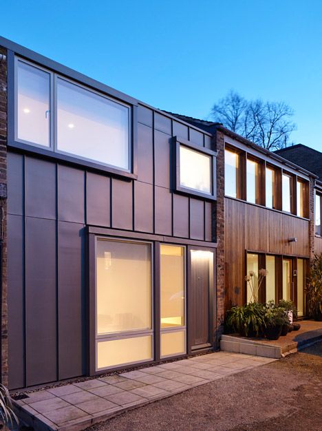 Day House by Paul Archer Design