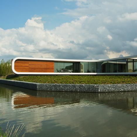 DuPont Corian Villa New Water