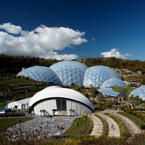 Grimshaw Architects to design £100 million Eden Project in China