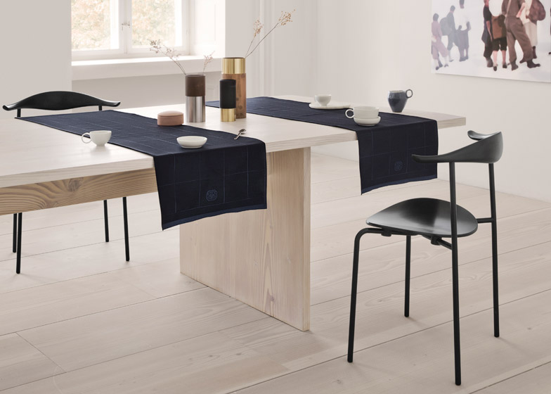 Engesvik by Hand by Andreas Engesvik for Georg Jensen Damask