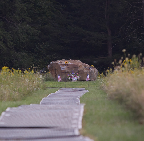 Flight 93 Memorial Shanksville byPaul Murdoch Architects and Nelson Byrd Woltz Landcape Architects 9 11