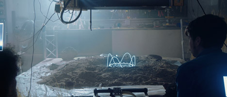 Floating Points Silhouttes music video