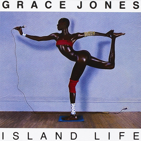 Album cover for Island Life
