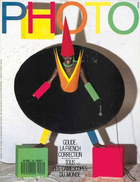 Photo magazine's July 1988 cover