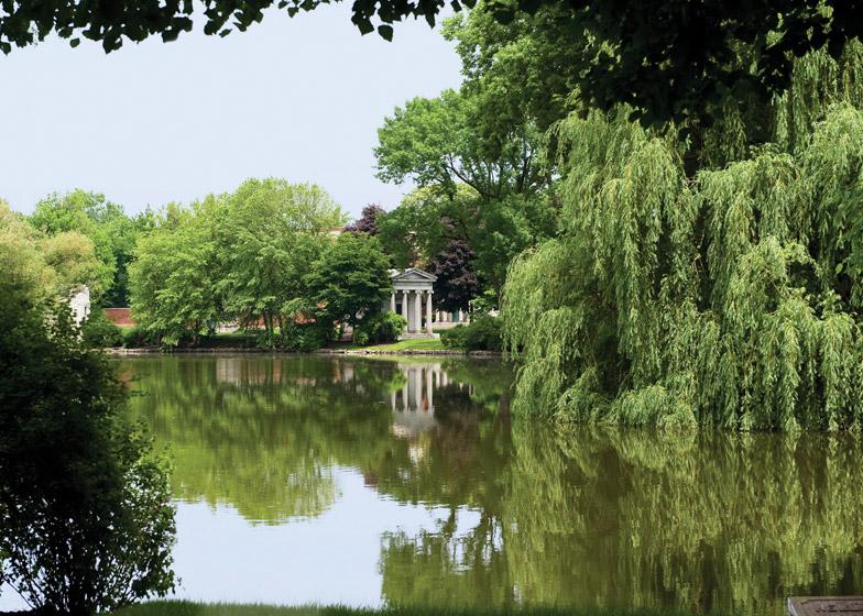 Graceland Cemetery William Saunders Le Baron Jenney