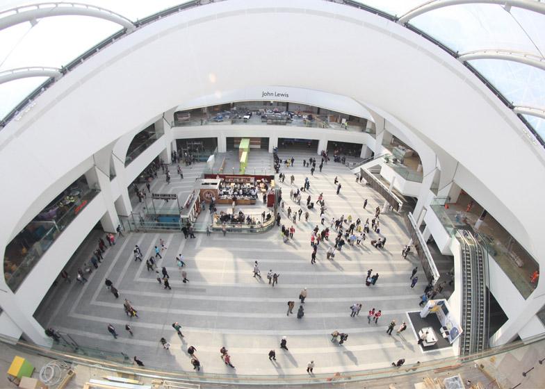 Grand Central Birmingham by AZPML