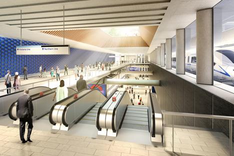 HS2 Euston expansion Grimshaw architects