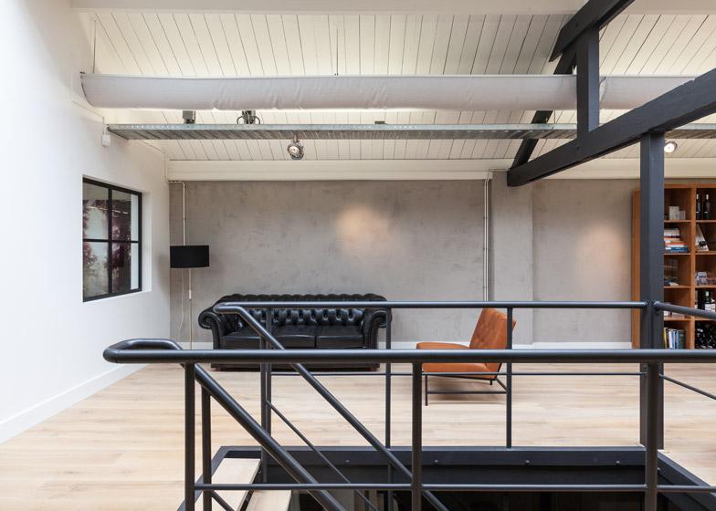 Headquarters Nedvest Capital by Studio Aa