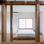 Jo Nagasaka knocks through the walls of a Tokyo house to reveal its aged structure