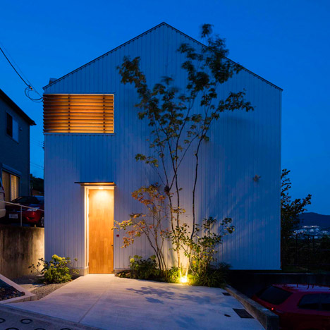 House in Ikoma by Arbol Design Studio
