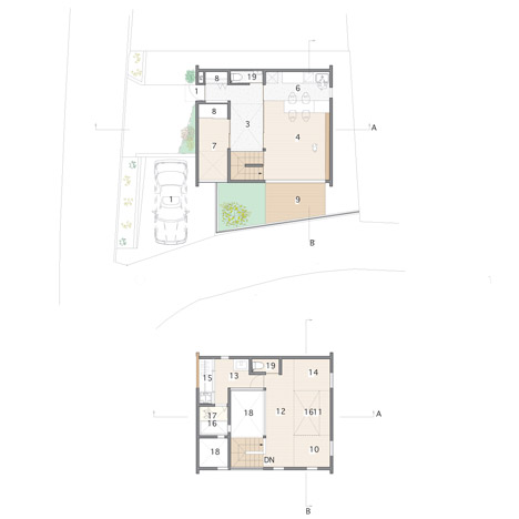House-in-Ikoma-by-Arbol-Design-Studio_dezeen_1