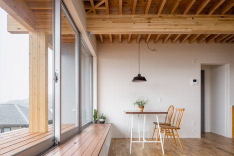 House in Kita-Kamakura by Snark and Ouvi