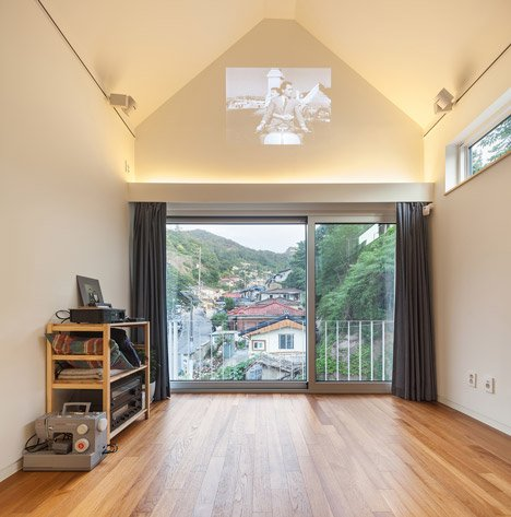 House in Seoul by OBBA