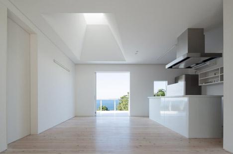 House on Awaji Island by IZUE Architects