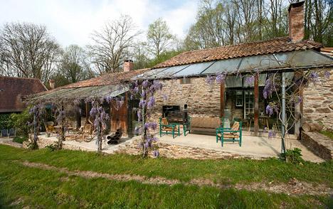 House in France by Piet Hein Eek