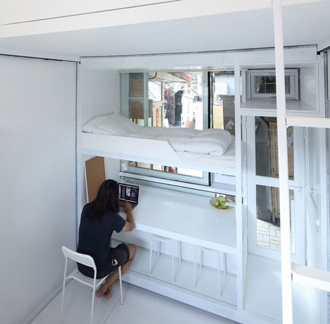 Humble Hostel by Archicao