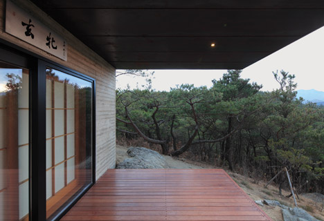 Hyunama House by Seung H–Sang of IROJE Architects