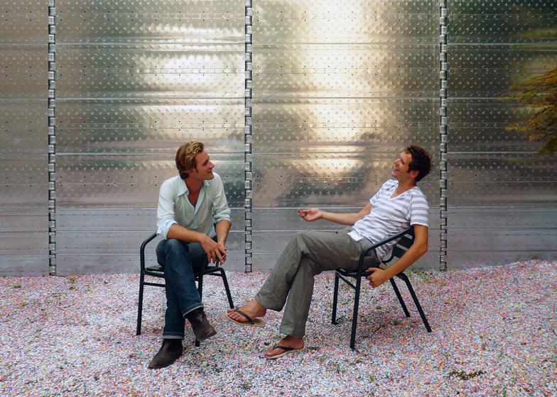 Portrait of Kersten Geers and David Van Severen