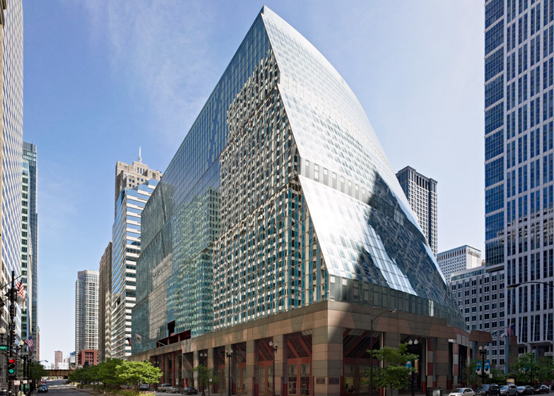 James Thompson Center Helmut Jahn