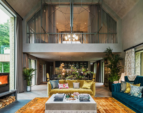 Kate Moss-designed interiors for Yoo
