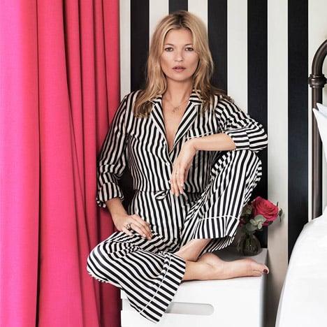 Kate Moss-designed interiors for Yoo
