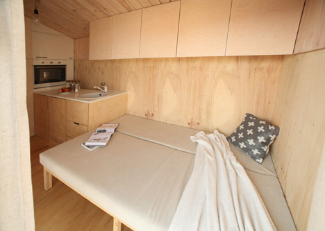 Koleliba mobile holiday home Bulgaria by Hristina Hristova