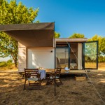 Mobile holiday home by Hristina Hristova offers an antidote to Bulgaria's seaside resorts
