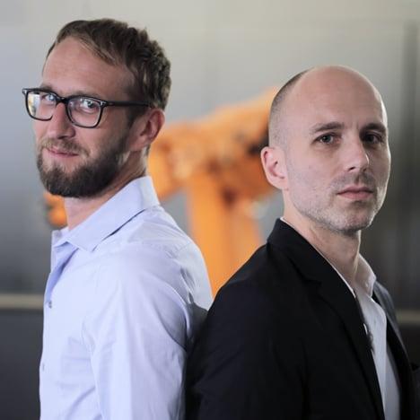 Clemens Weisshaar and Reed Kram of Kram/Weisshaar
