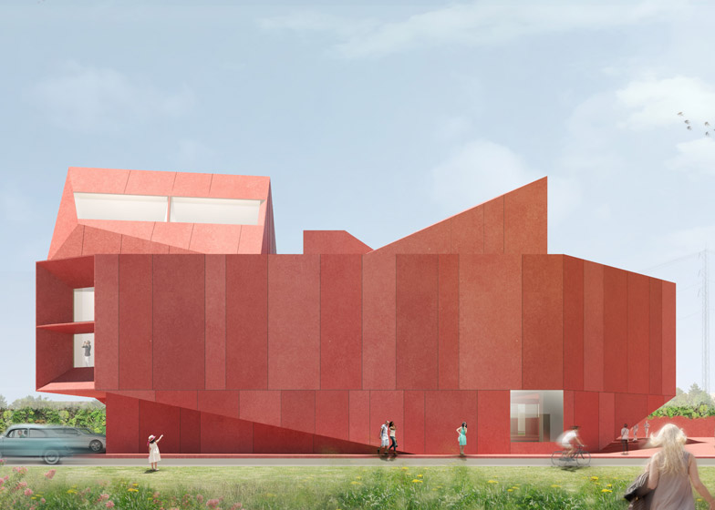 Linda Pace Foundation by Adjaye Associates