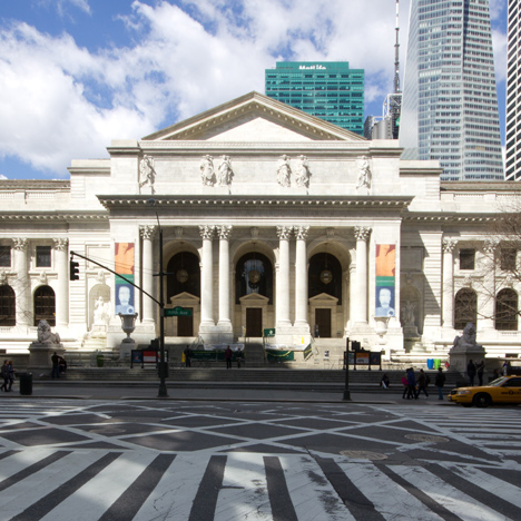 Mecanoo replaces Foster + Partners on New York Public Library renovation