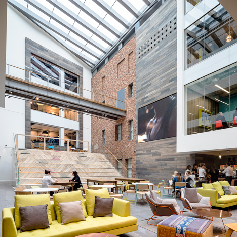 MoreySmith designs new Primark international HQ in Dublin