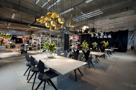 Multiplex by Tom Dixon