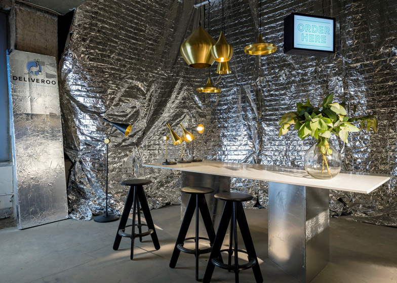 Magnificent Tom Dixon Launches Multiplex Pop Up Department Store Gmtry Best Dining Table And Chair Ideas Images Gmtryco