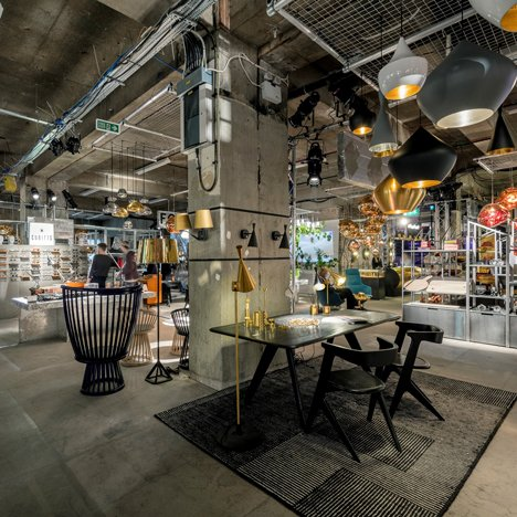 Tom Dixon launches Multiplex pop-up department store in disused London hotel