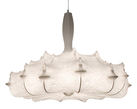 Zeppelin S1 Suspension Lamp by Marcel Wanders