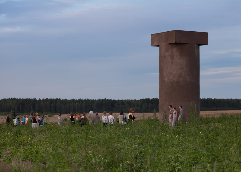 Museum of Rural Labor by Sergei Tchoban and Agniya Sterligova