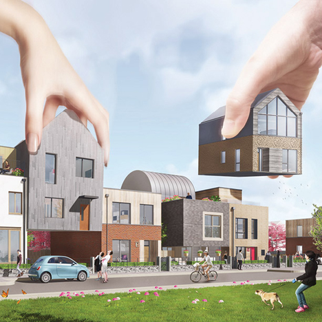 Architects propose 100 ideas to solve London's housing crisis