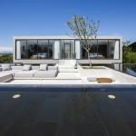 MIA Design Studio creates homes with rooftop pools for Vietnamese beach resort