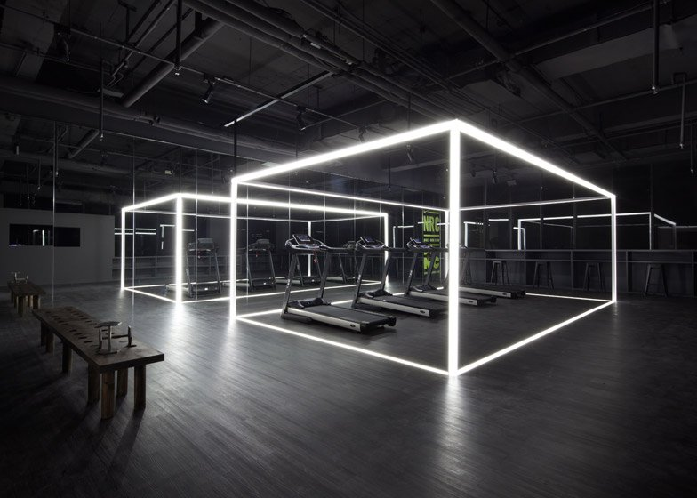 Nike Studio in Beijing by Coordination Asia