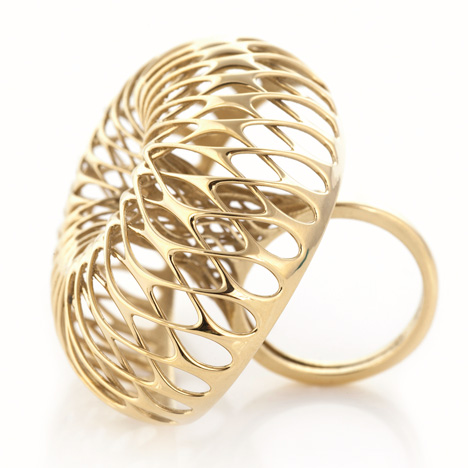 Movie 3D printed gold jewellery will transform the industry
