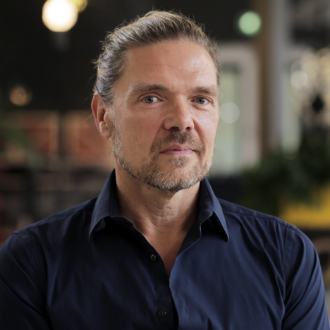 New Moooi CEO Robin Bevers